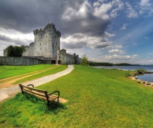 Ross Castle bei Killarney