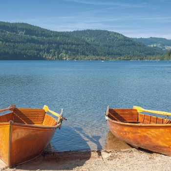 Titisee im Schwarzwald © travelpeter - fotolia.com