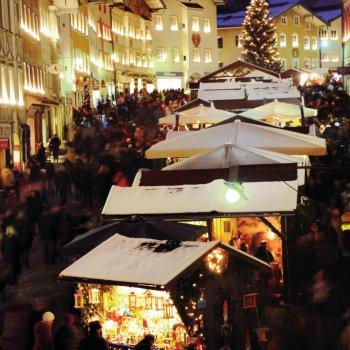 Christkindlmarkt in Bad Tölz © Archiv Tourist-Information Bad Tölz