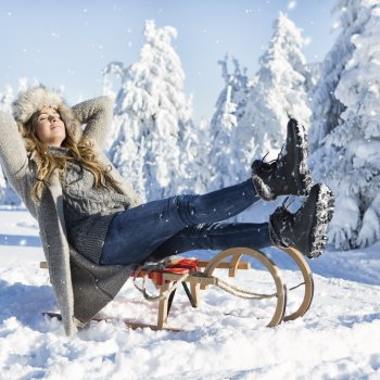 Im Winterurlaub © drubig-photo-fotolia.com