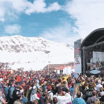 Silvretta Ski and Funsport Arena © Silvretta Ski and Funsport Arena